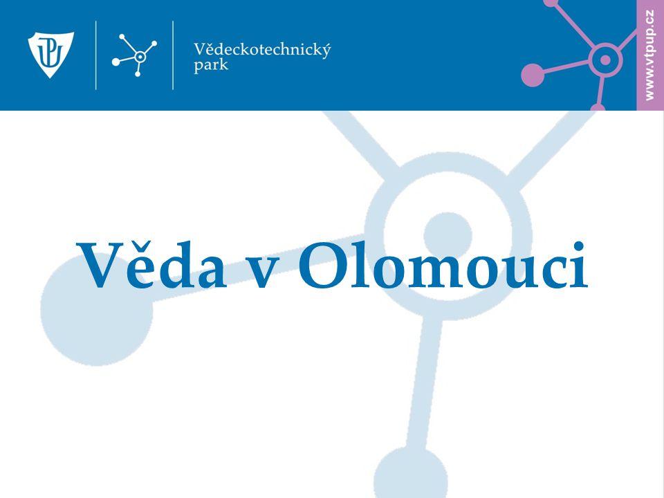 Věda v Olomouci