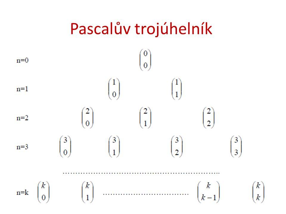 Pascalův trojúhelník