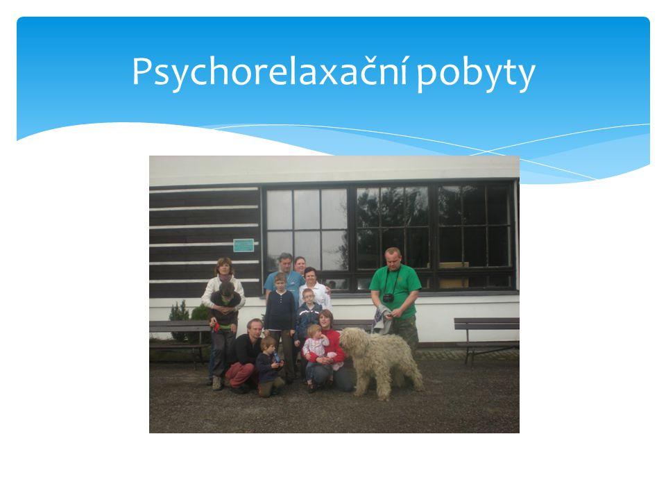 Psychorelaxační pobyty