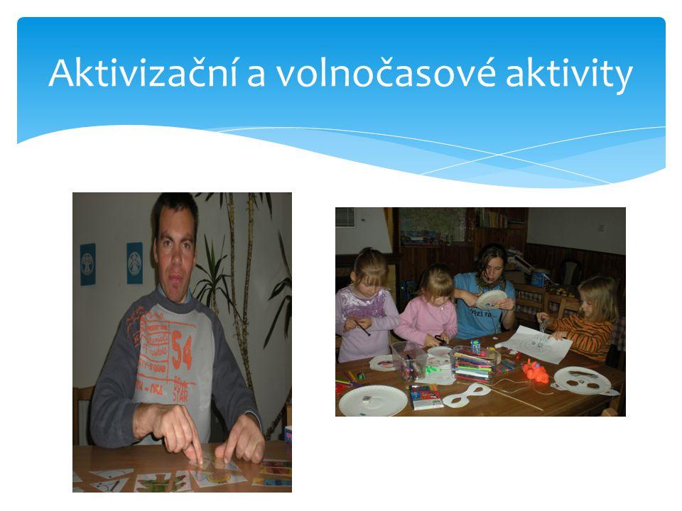 Aktivizační a volnočasové aktivity