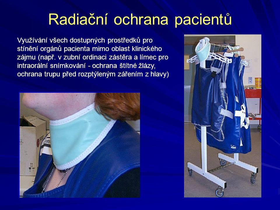 Radiační ochrana pacientů
