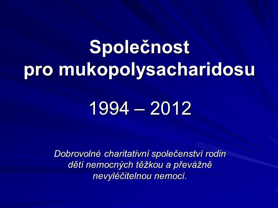 Společnost pro mukopolysacharidosu