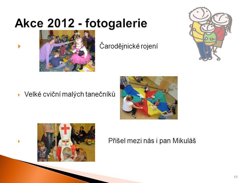 Akce 2012 - fotogalerie Čarodějnické rojení