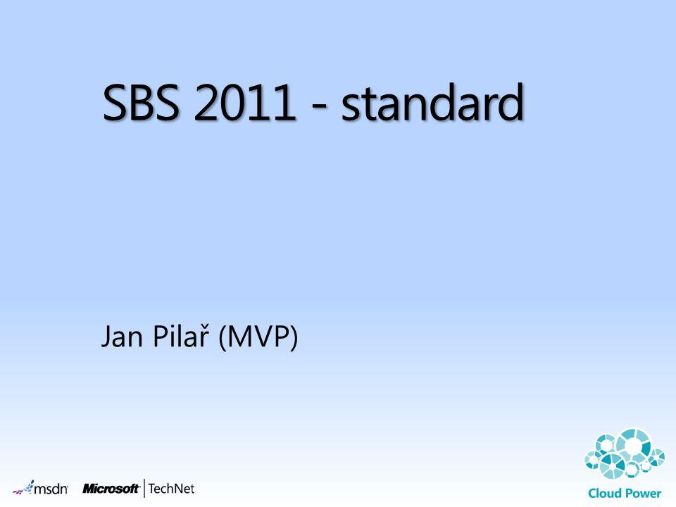 SBS 2011 - standard Jan Pilař (MVP)