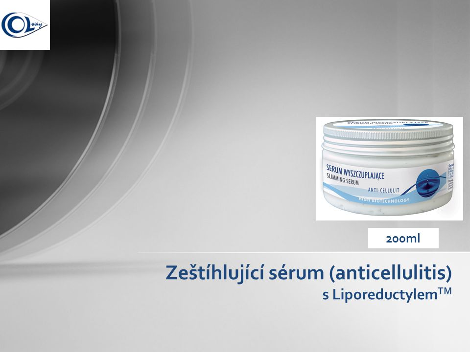 Zeštíhlující sérum (anticellulitis)