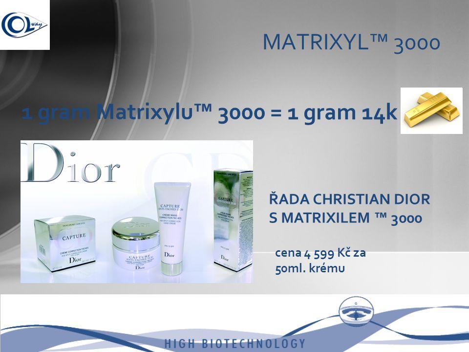 MATRIXYL™ 3000 1 gram Matrixylu™ 3000 = 1 gram 14k