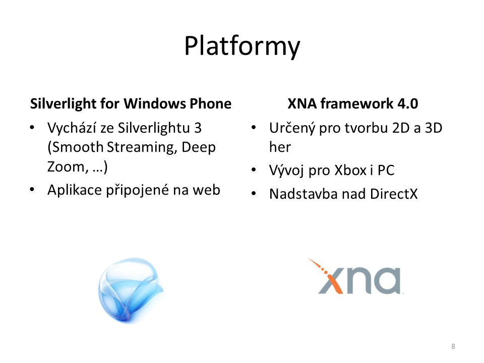 Silverlight for Windows Phone