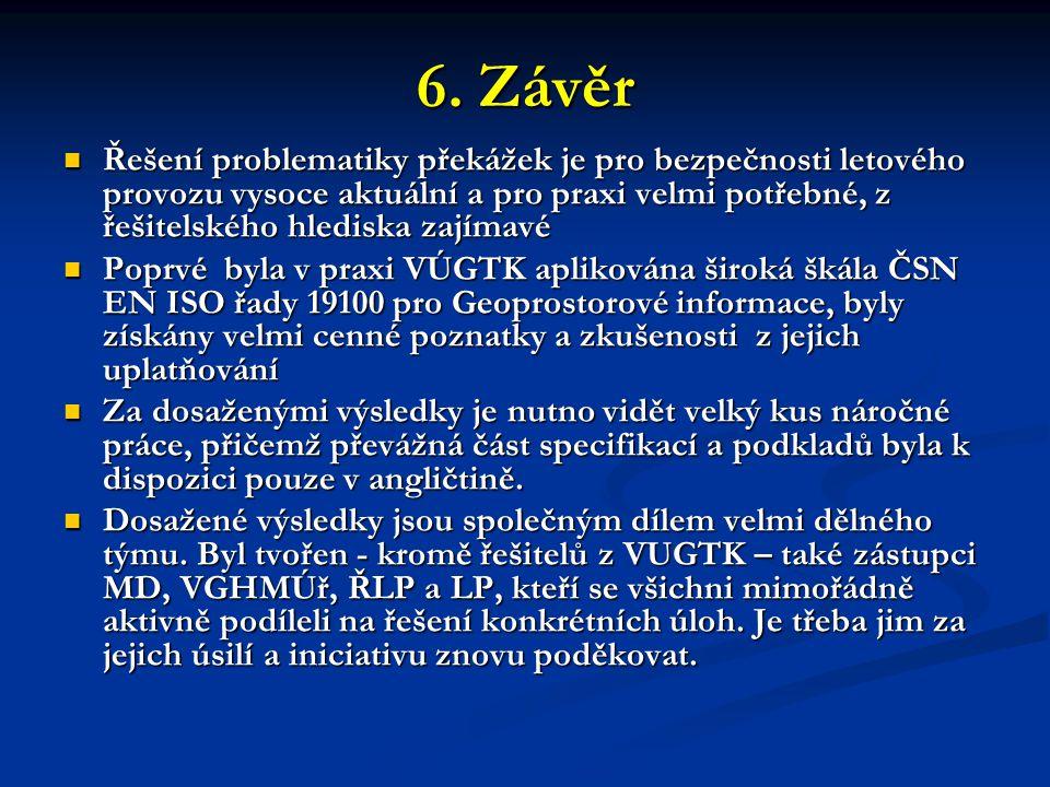 6. Závěr