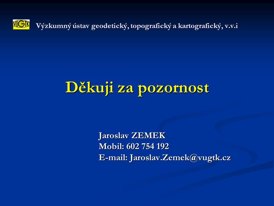Výzkumný ústav geodetický, topografický a kartografický, v.v.i