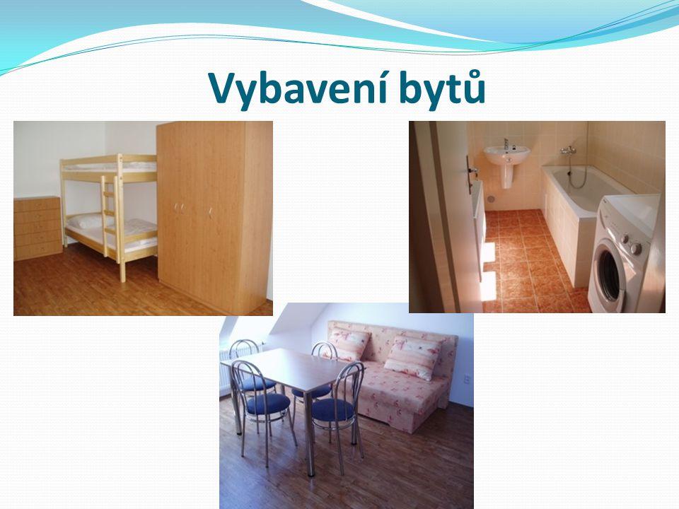 Vybavení bytů