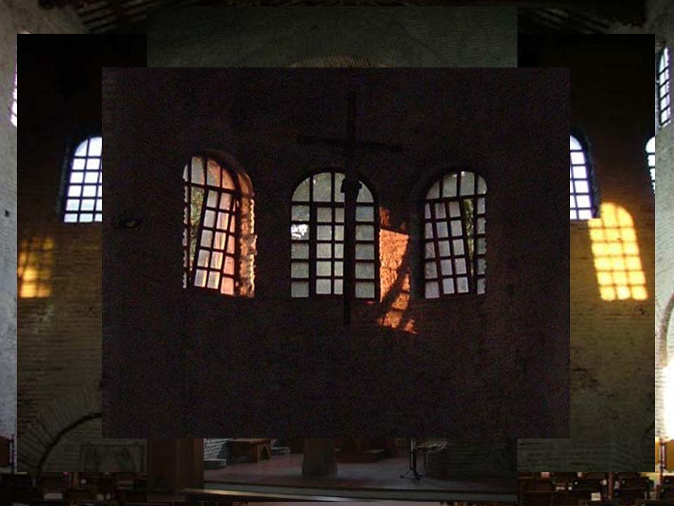 Architektura: Zjevení světla Kostel ze 6