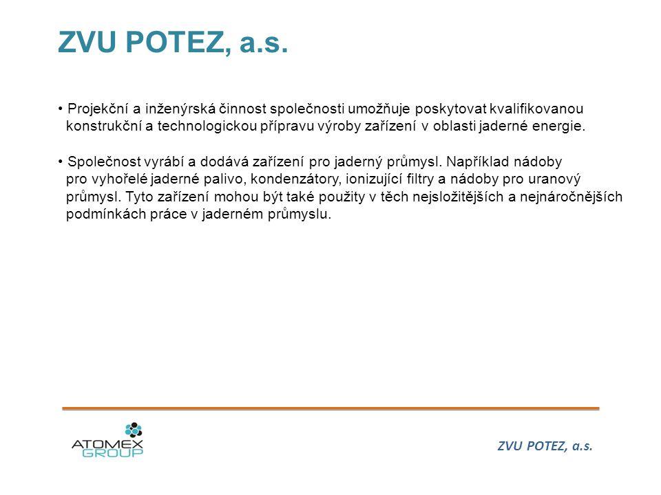 ZVU POTEZ, a.s.