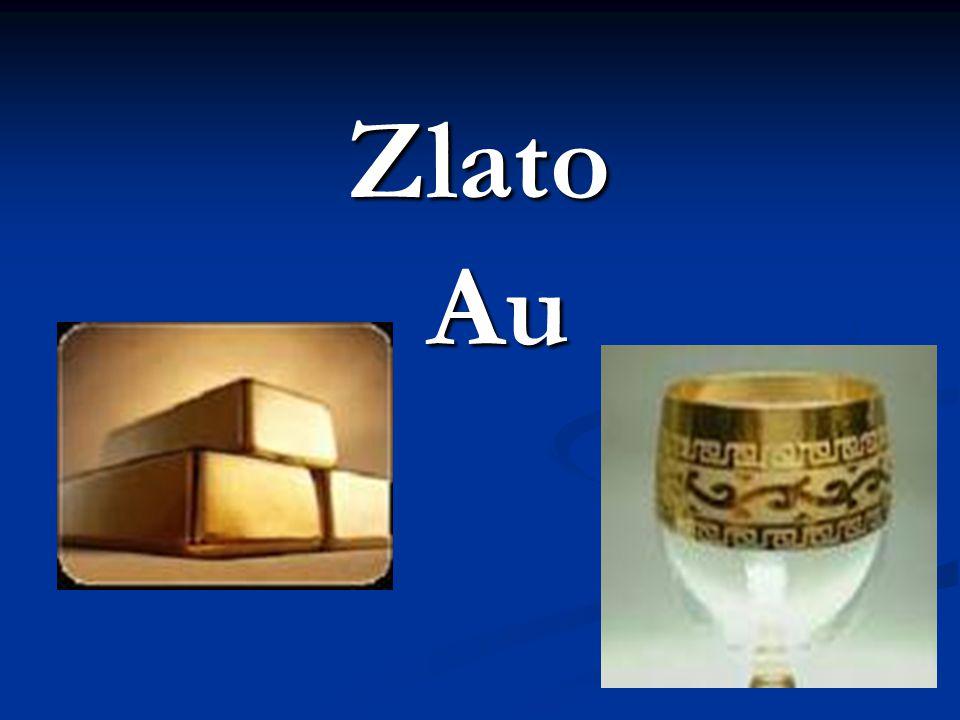 Zlato Au