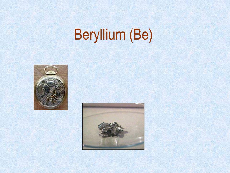 Beryllium (Be)