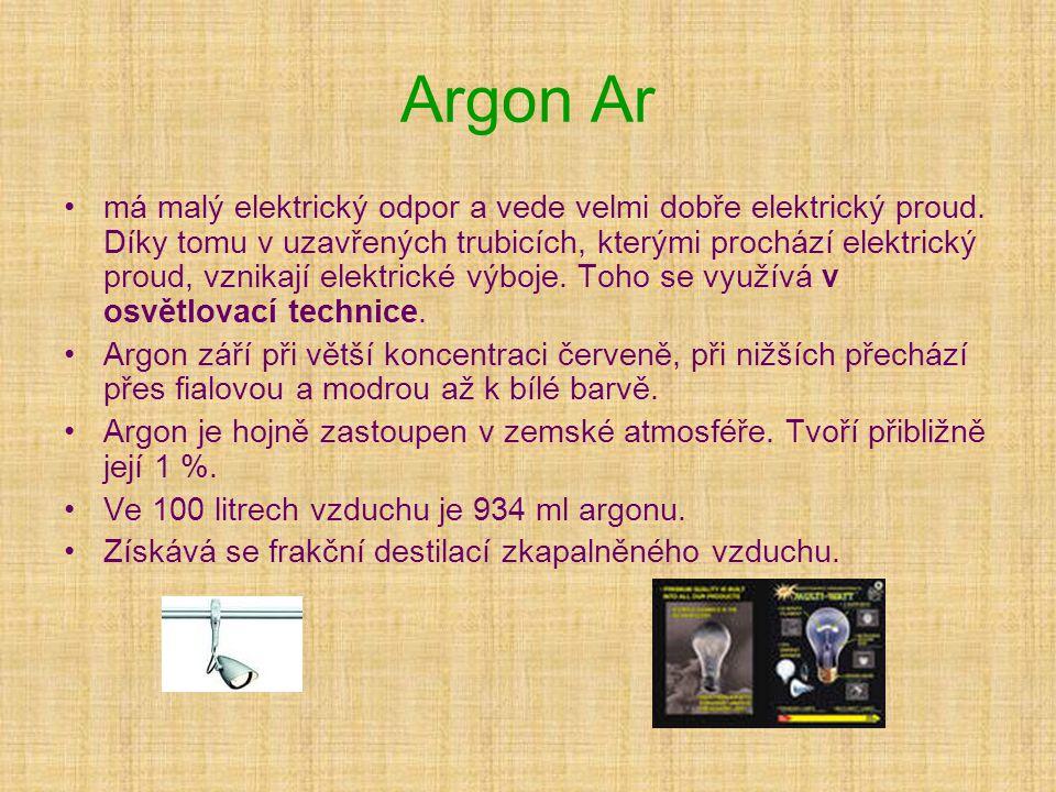 Argon Ar