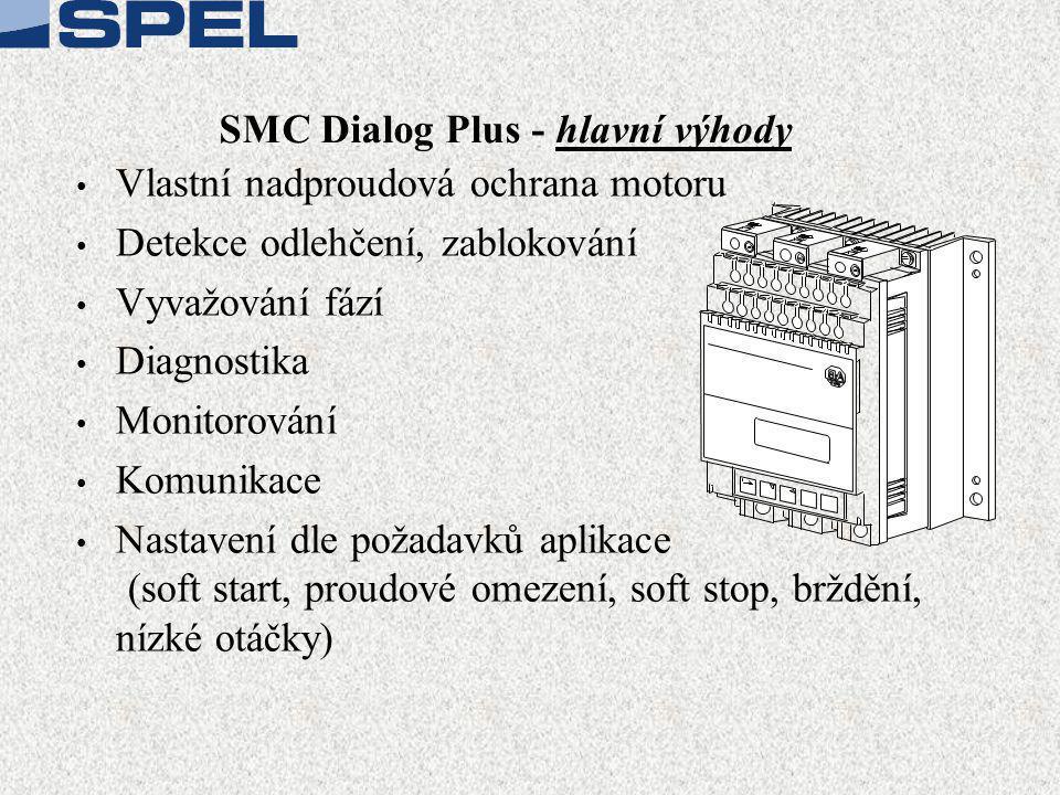 SMC Dialog Plus - hlavní výhody