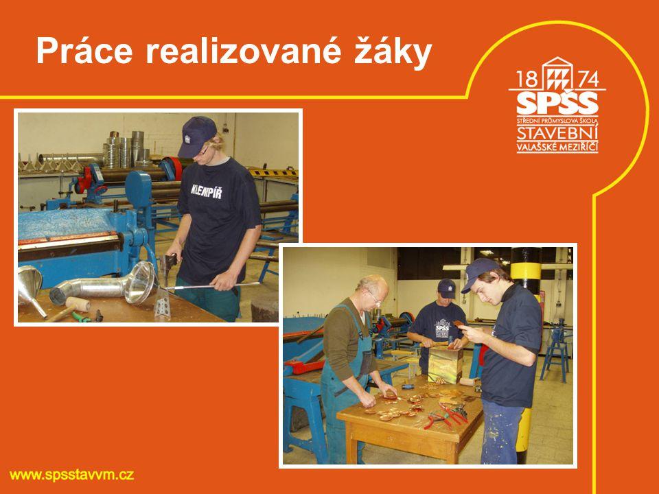 Práce realizované žáky
