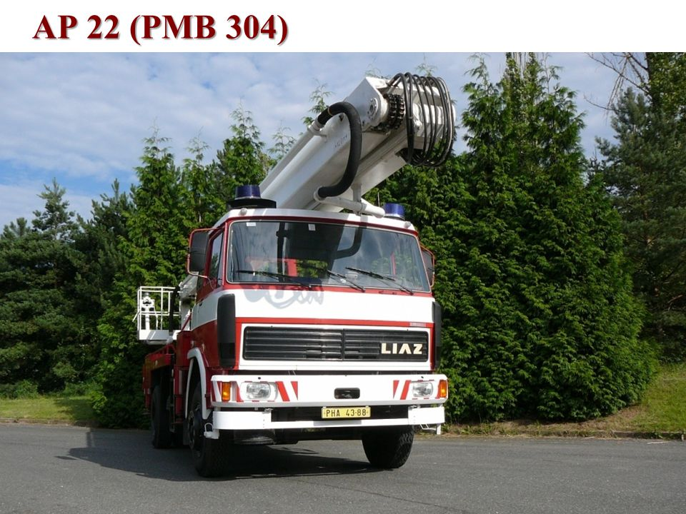 AP 22 (PMB 304)