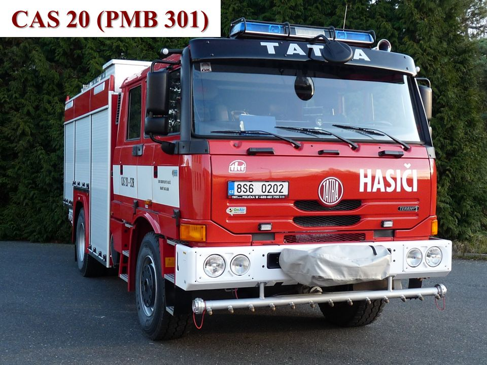 CAS 20 (PMB 301)