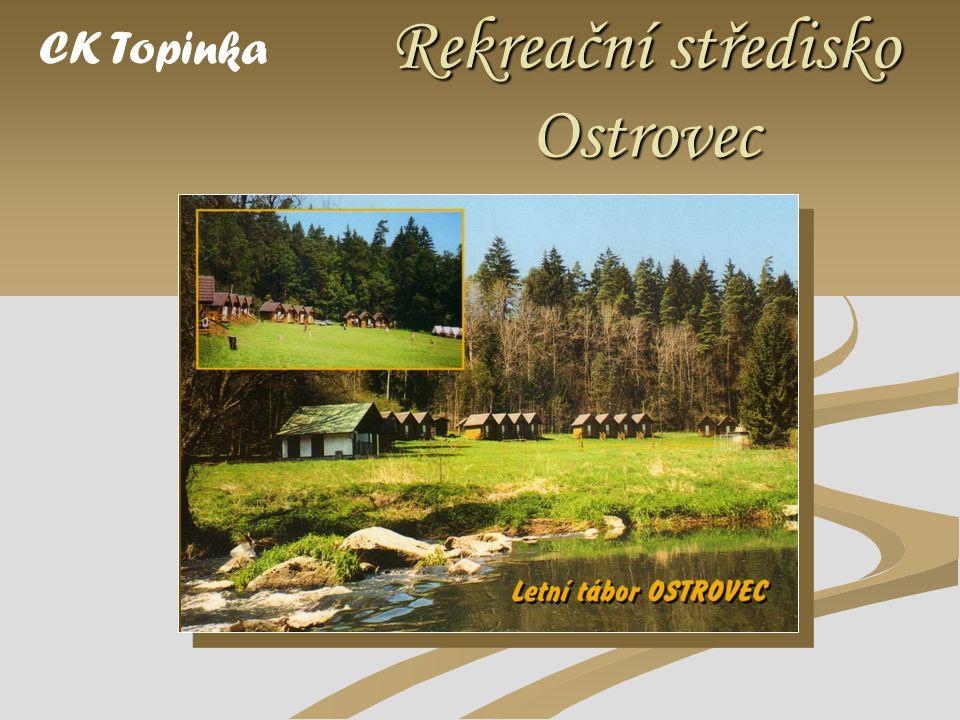 Rekreační středisko Ostrovec