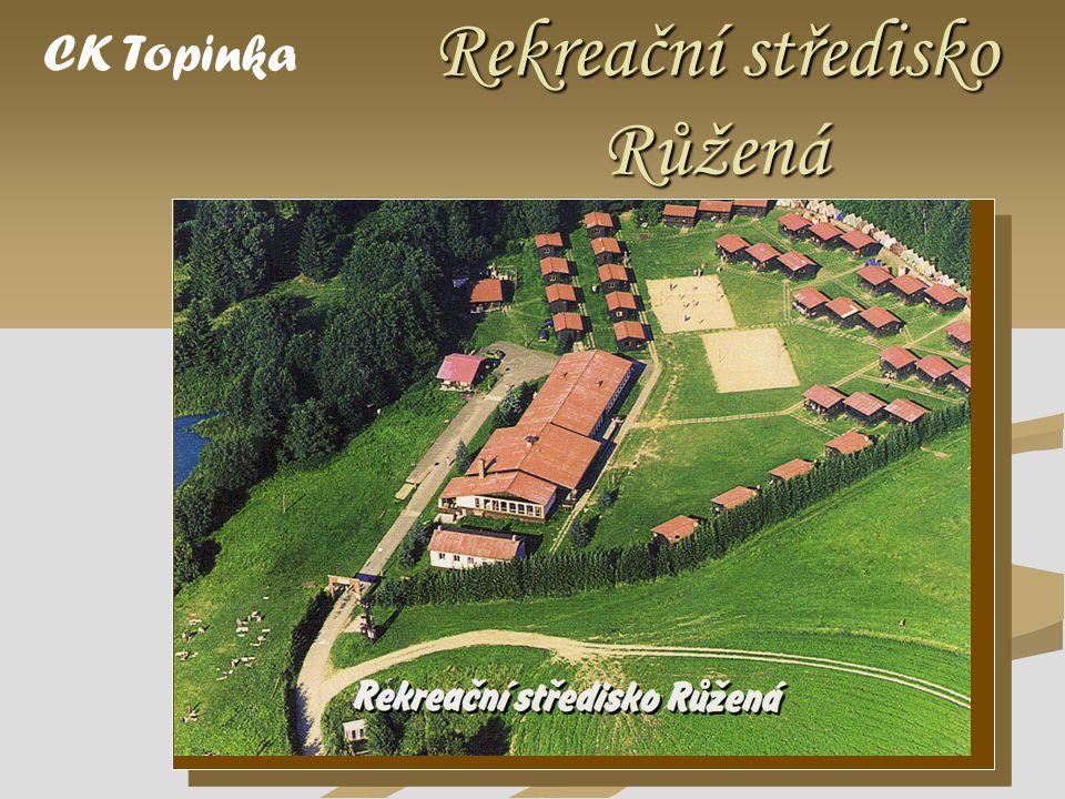 Rekreační středisko Růžená