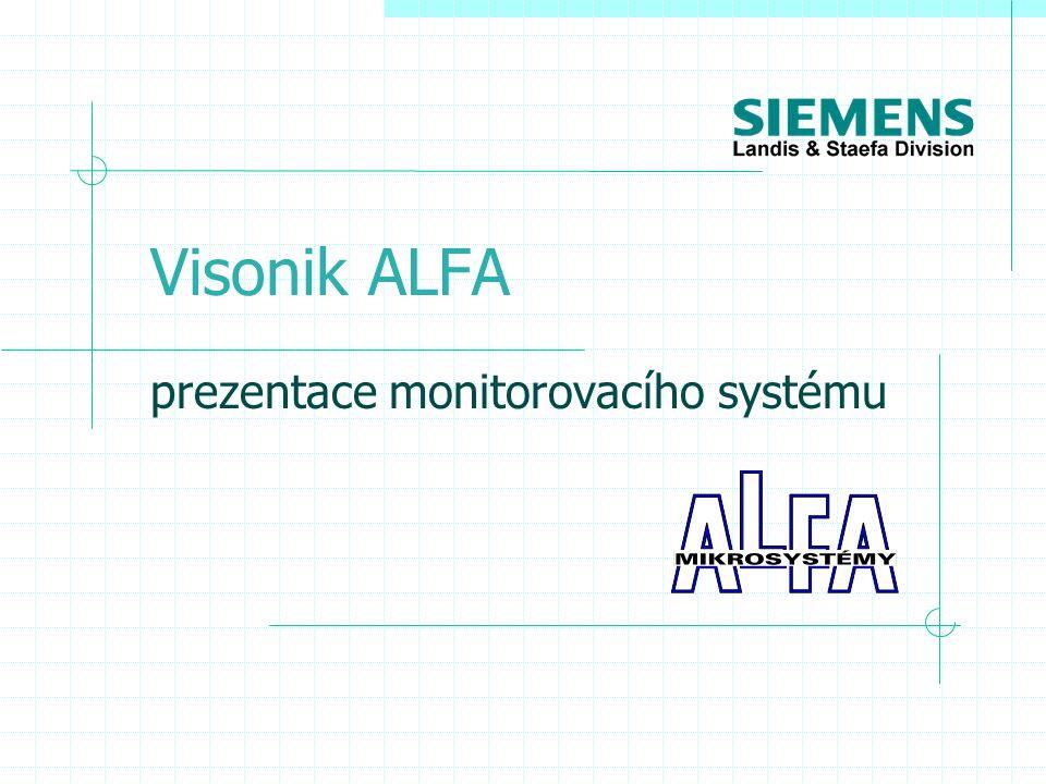 prezentace monitorovacího systému