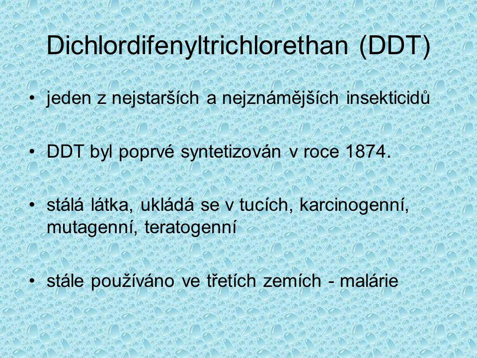 Dichlordifenyltrichlorethan (DDT)