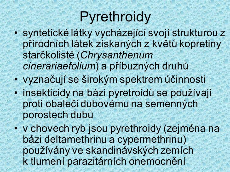 Pyrethroidy