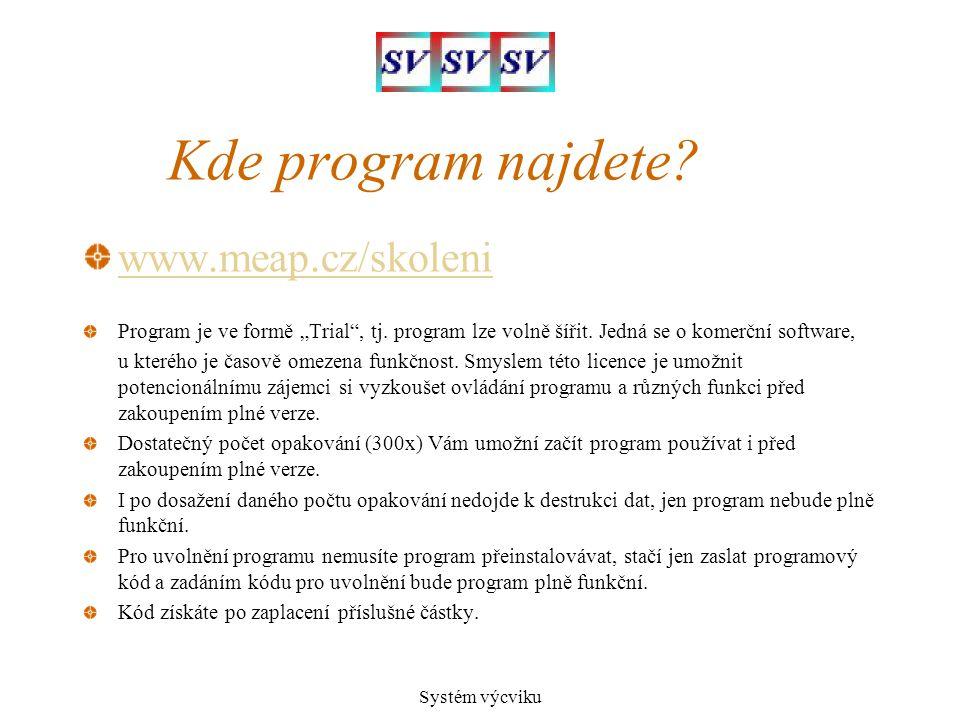Kde program najdete www.meap.cz/skoleni