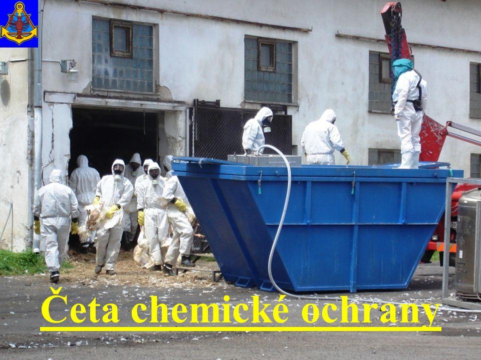 Četa chemické ochrany