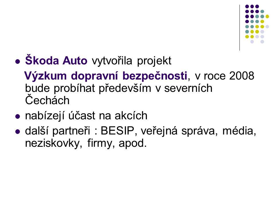 Škoda Auto vytvořila projekt