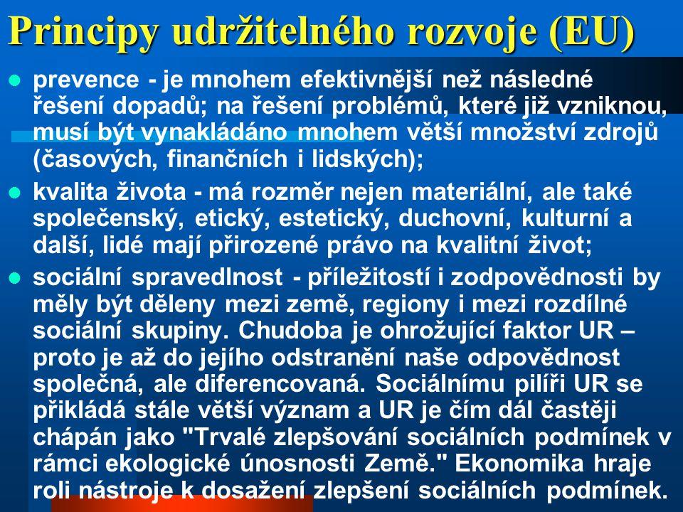 Principy udržitelného rozvoje (EU)