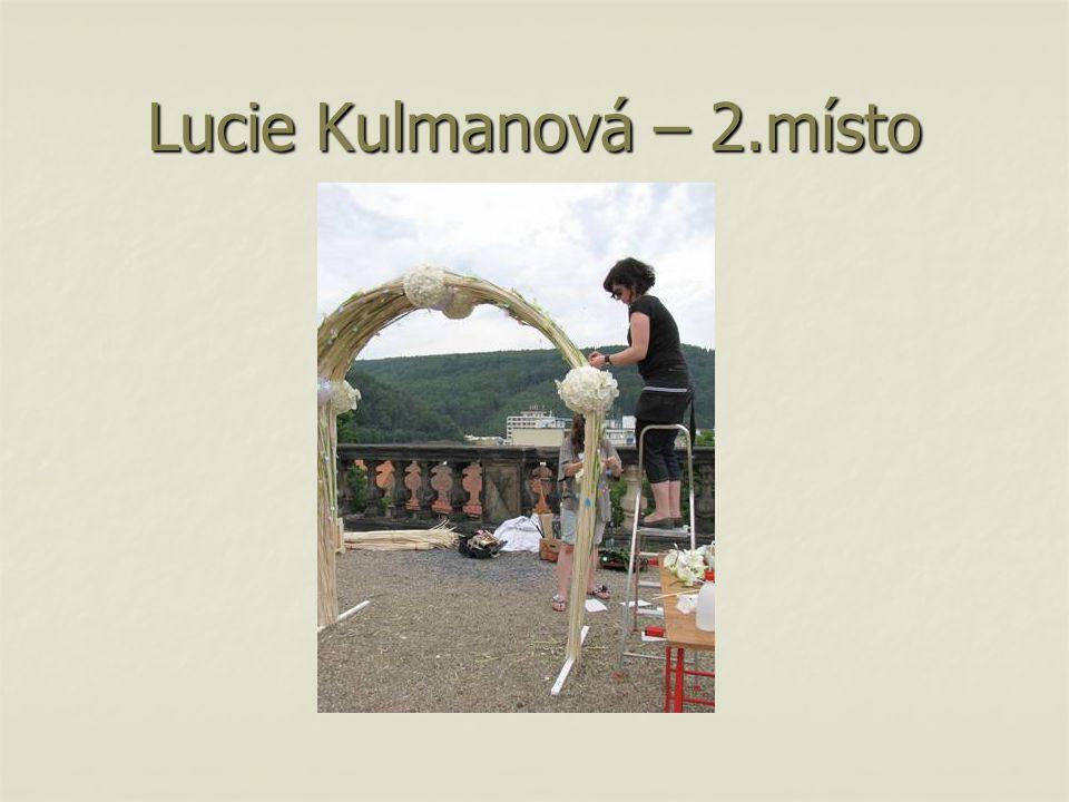 Lucie Kulmanová – 2.místo