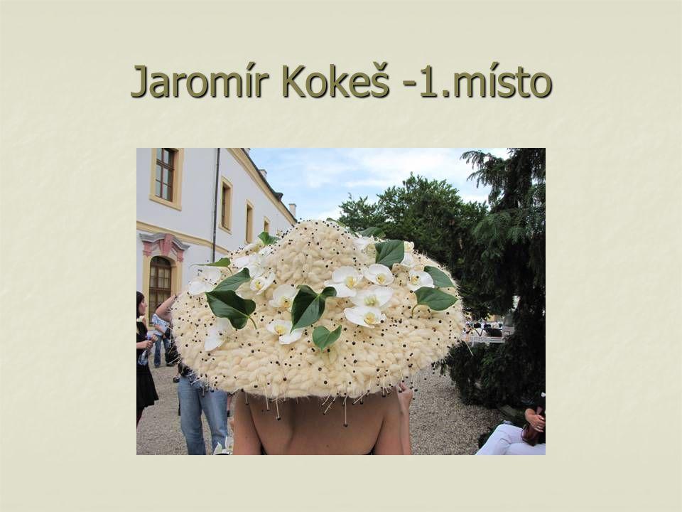 Jaromír Kokeš -1.místo
