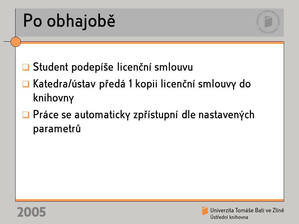 Vyhledávání prací http://www.stag.utb.cz/apps/stag/prohlizeni/pg$_prohlizeni.main_stat#MMO_DIPLOMKY.