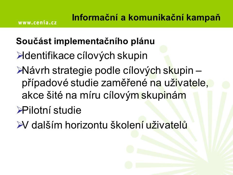 Informační a komunikační kampaň
