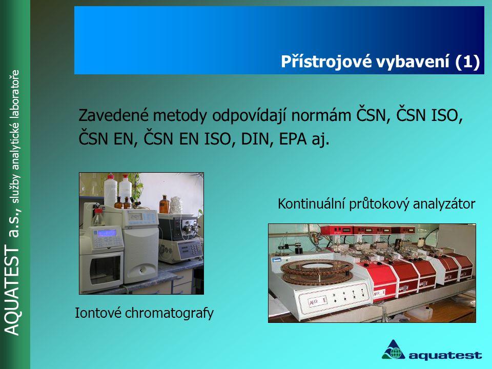 Přístrojové vybavení (1)