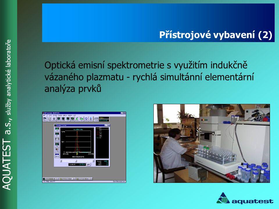 Přístrojové vybavení (2)