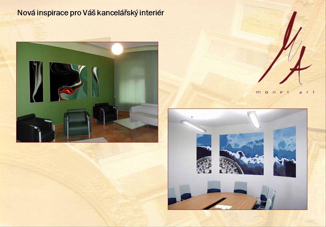 Nová inspirace pro Váš kancelářský interiér