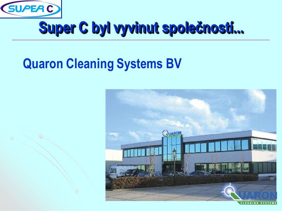 Super C byl vyvinut společností...