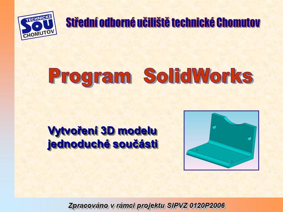 Zpracováno v rámci projektu SIPVZ 0120P2006