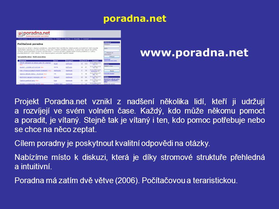 www.poradna.net poradna.net