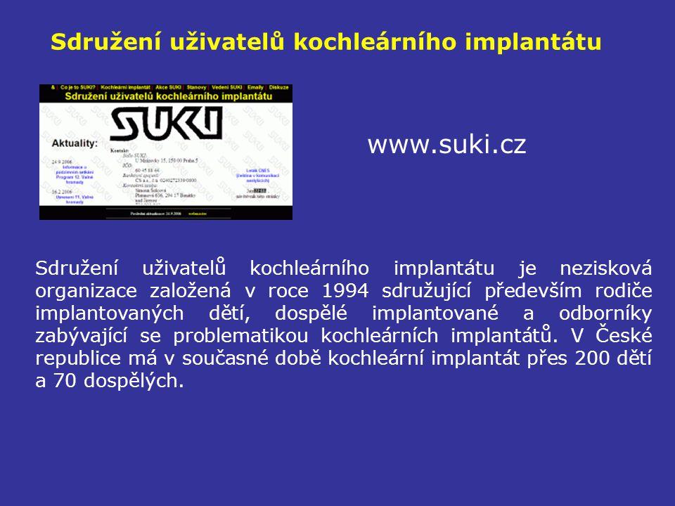 Sdružení uživatelů kochleárního implantátu