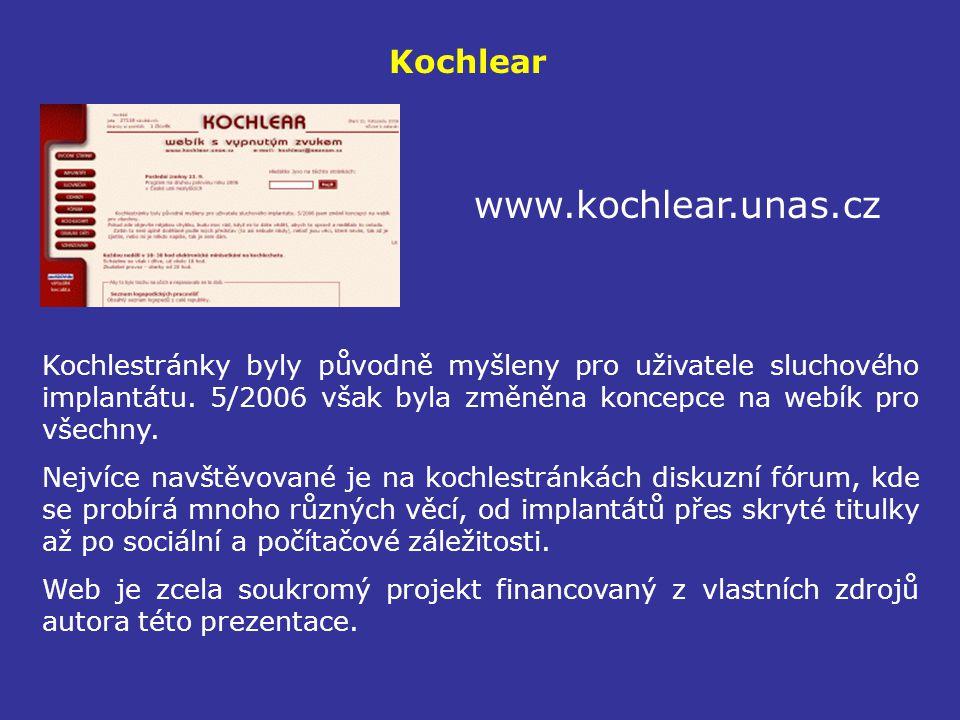 www.kochlear.unas.cz Kochlear