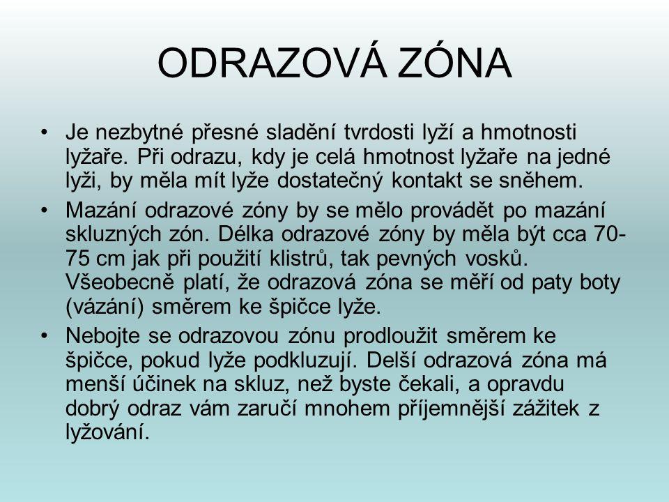 ODRAZOVÁ ZÓNA