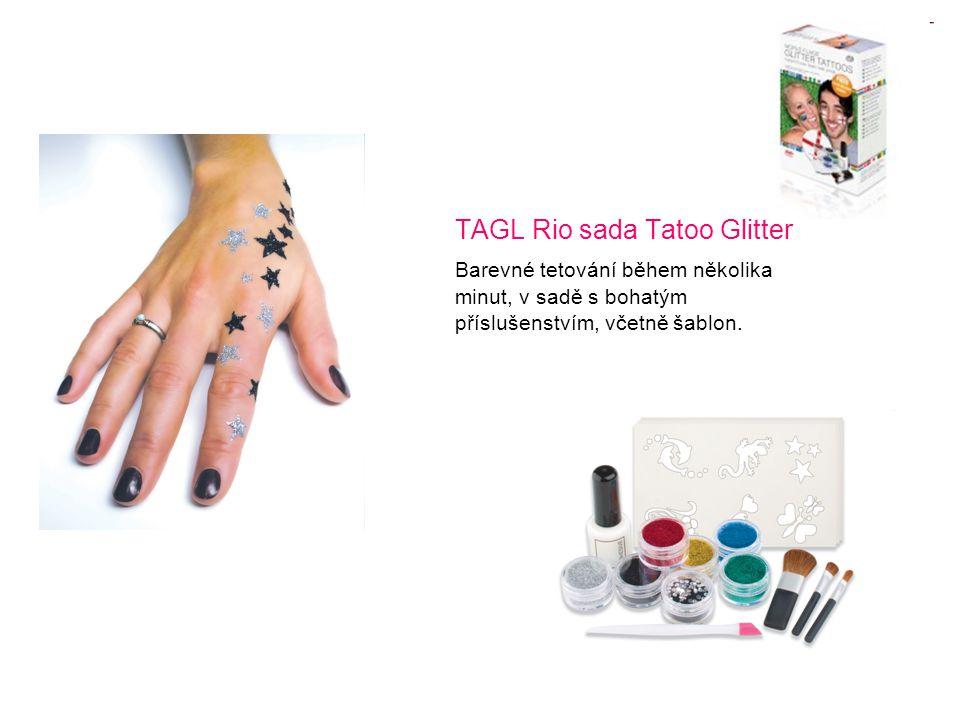 TAGL Rio sada Tatoo Glitter