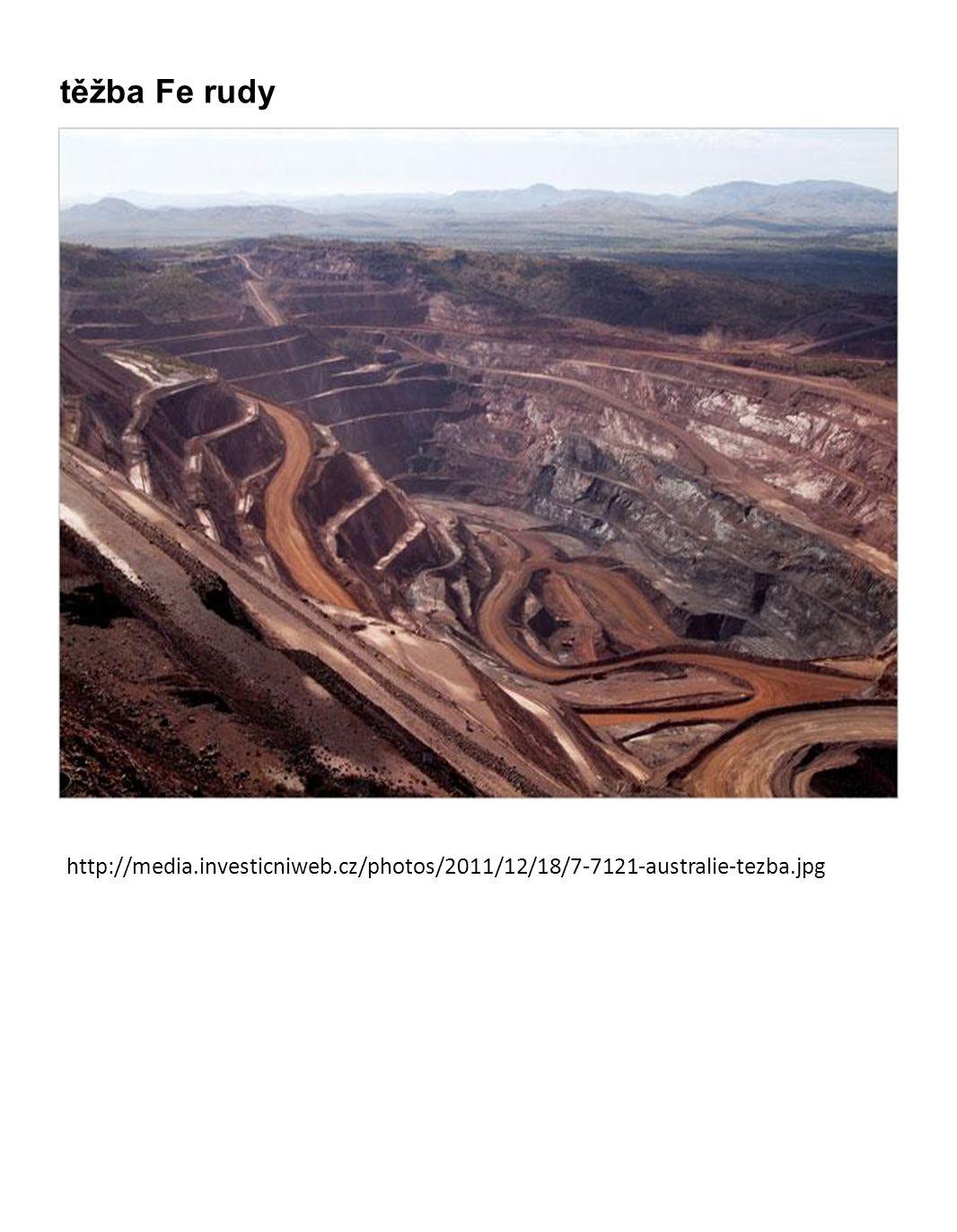 těžba Fe rudy http://media.investicniweb.cz/photos/2011/12/18/7-7121-australie-tezba.jpg