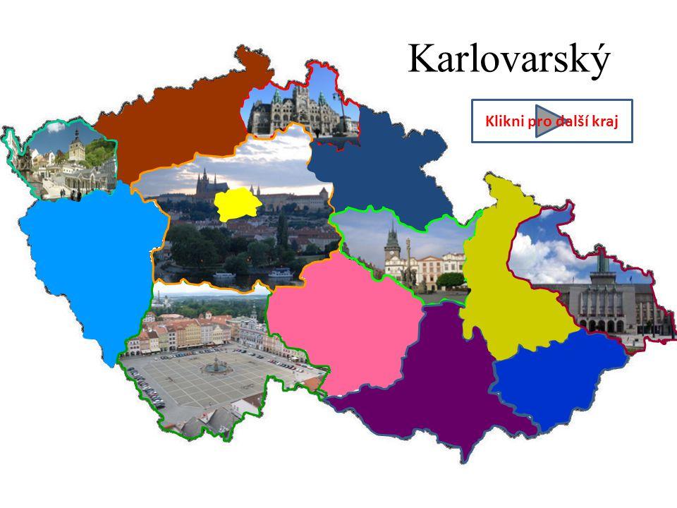 Karlovarský Klikni pro další kraj