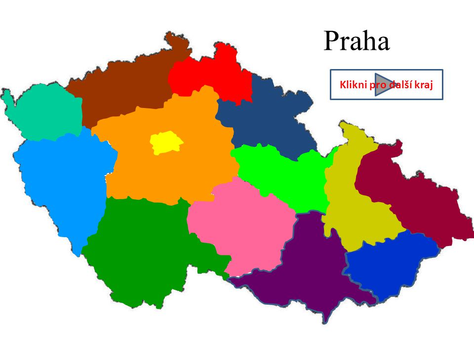 Praha Klikni pro další kraj