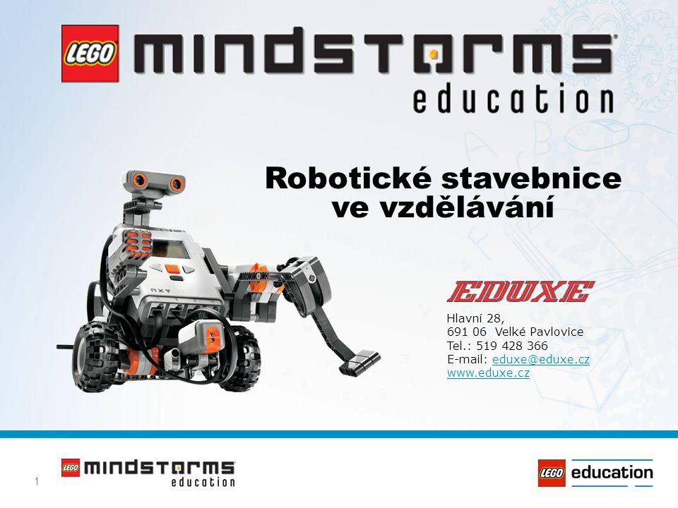 Robotické stavebnice ve vzdělávání